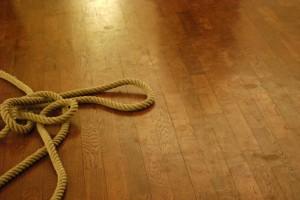 Experimentelle Zenkünste mit Seil
