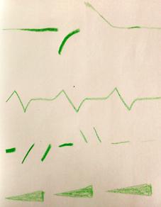 Linien, die gesungen werden können